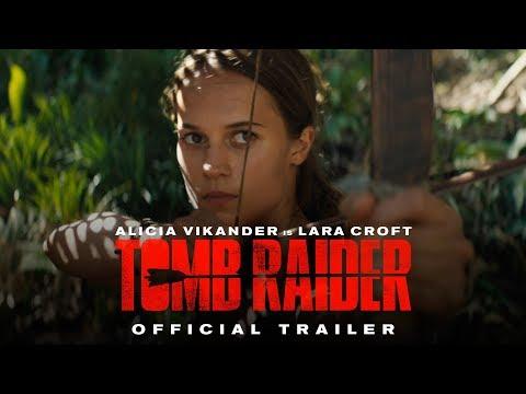 Full Trailer For Tomb raider!