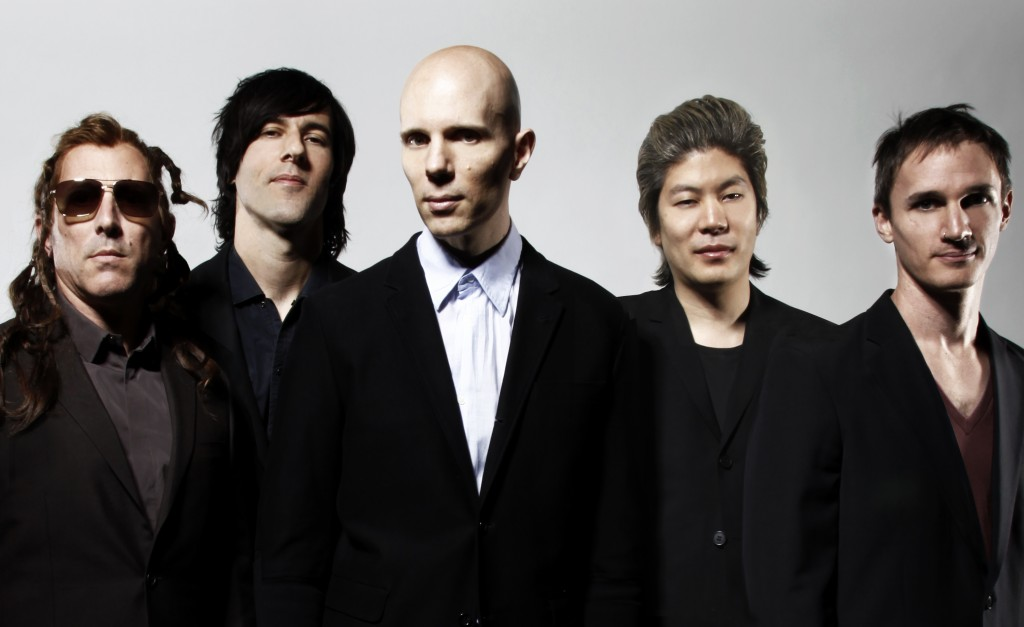 Billy Howerdel A Perfect Circle Band