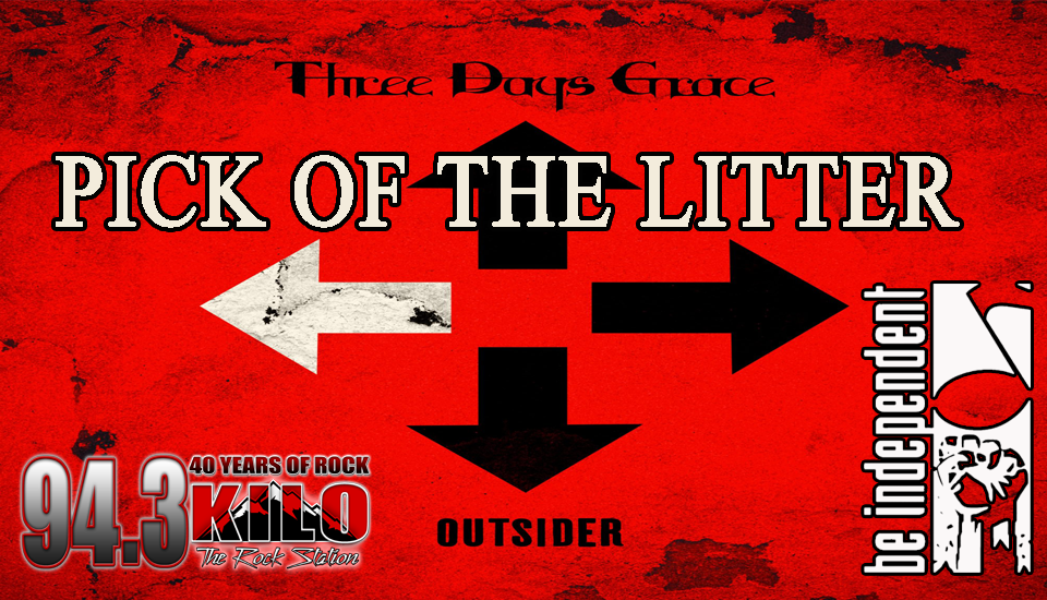PICK OF THE LITTER: THREE DAYS GRACE