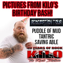 Pictures From KILO's Birthday Bash!