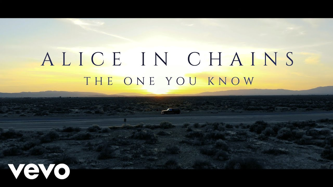 alice in chains drops new song video the one you know 94 3 kilo. Black Bedroom Furniture Sets. Home Design Ideas