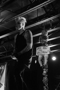 Otep Where Are The Children Bw