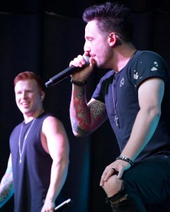 Danny And Matt From Ashes To New