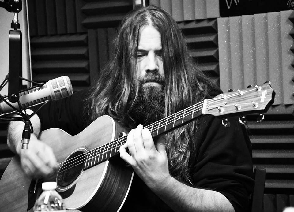 MARK MORTON, MARK MORALES, AND DOC COYLE IN THE KILO STUDIO (ACOUSTIC)