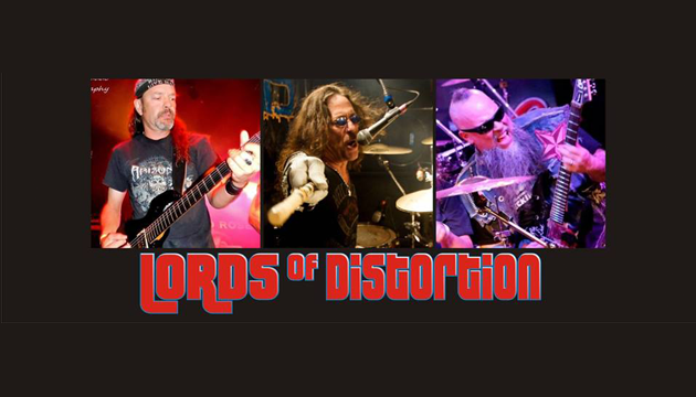Lords Of Distortion Band Web