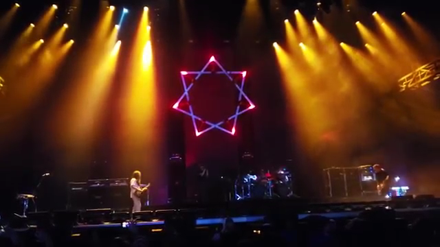 "HERE'S THE BEST QUALITY VIDEO OUT THERE OF THE NEW TOOL SONG ""DESCENDING"""