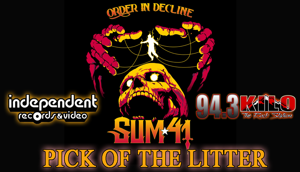 KILOs Pick Of The Litter : Sum 41