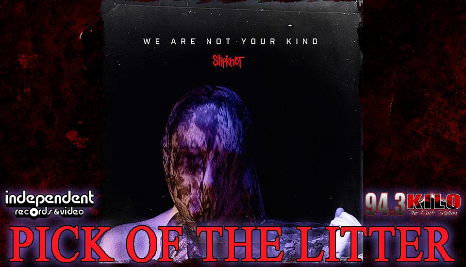KILOs Pick Of The Litter : Slipknot