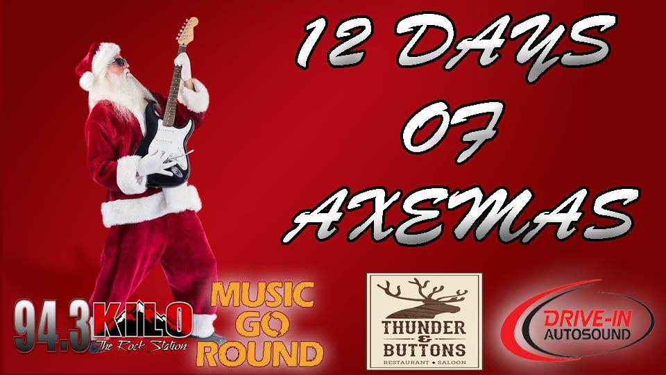 12 Days Of Axemas 2019