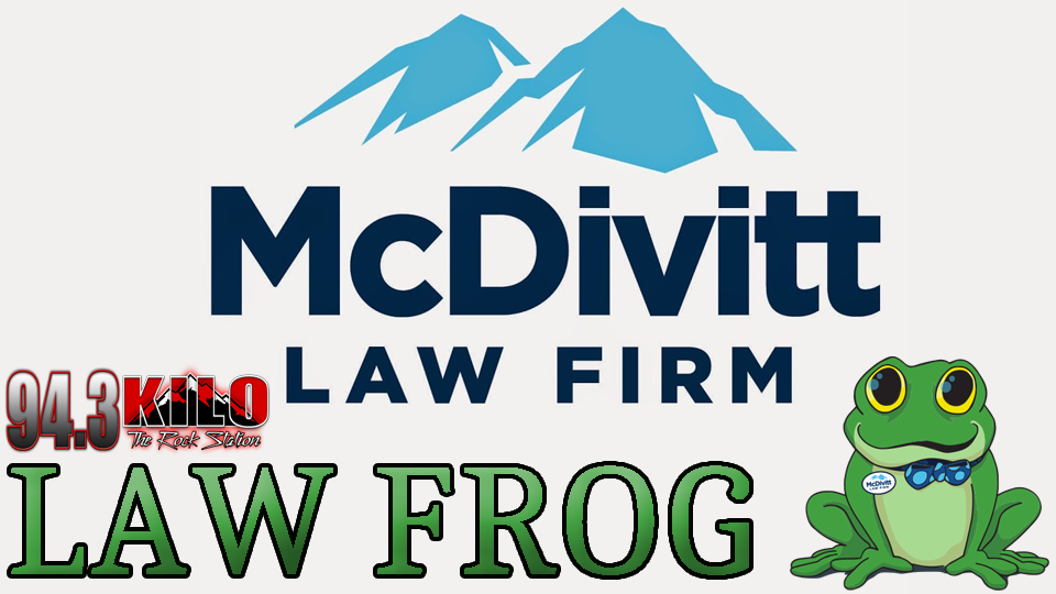 McDivitt Law Firm's Law Frog