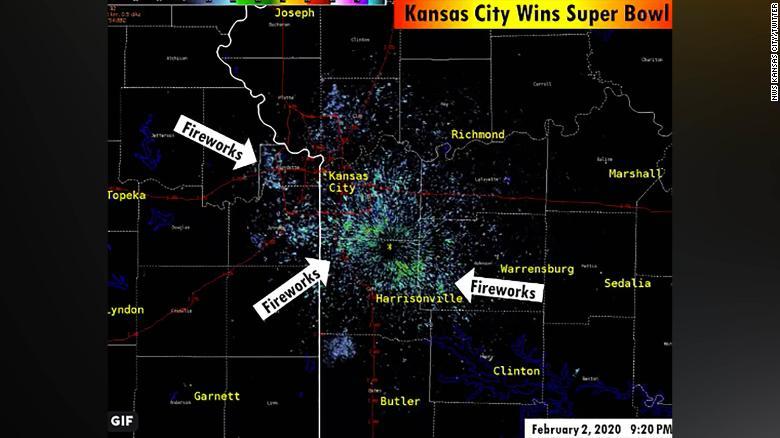 200203122310 Kansas City Superbowl Fireworks Radar Exlarge 169
