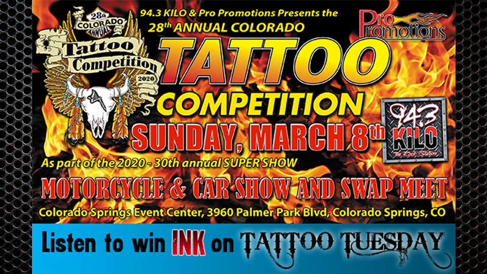 28th Annual Colorado Tattoo Competition