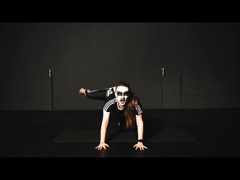 Have that sudden Black Metal urge to burn down a church? How about Black Metal Yoga, instead?