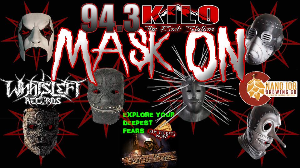 KILOs Mask On!