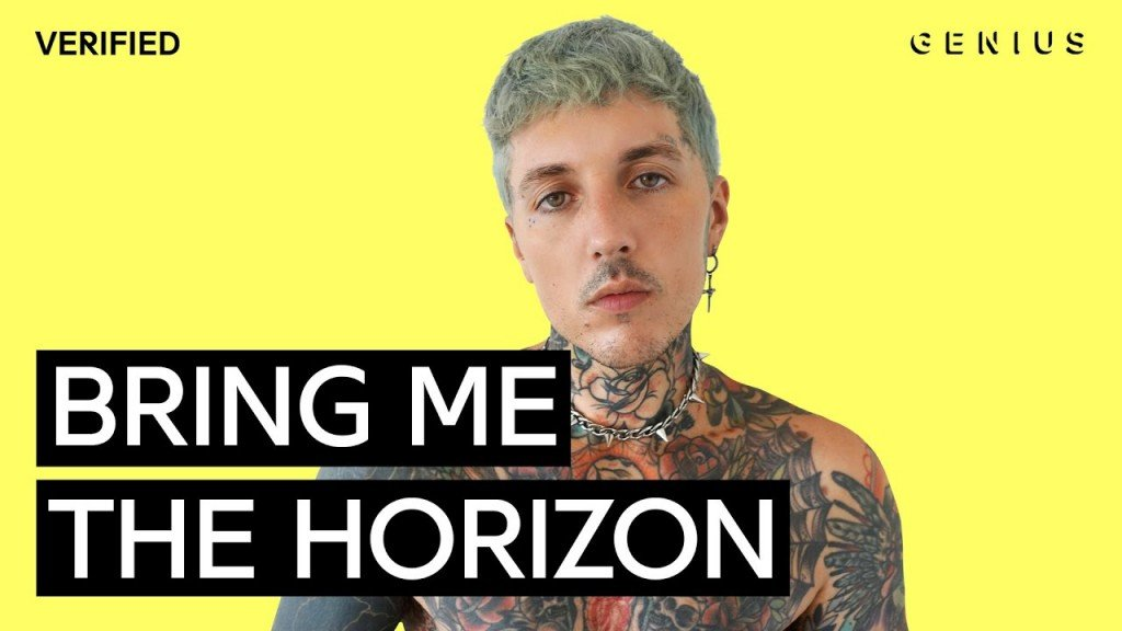 Bmth Teardrops Genius Verified
