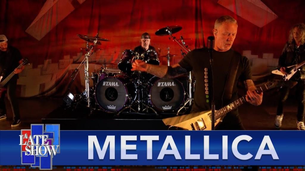 Metallica Colbert