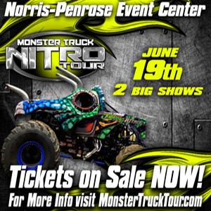 Monster Truck Side