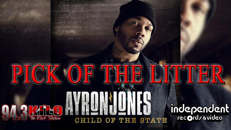 Ayron Jones Pick Of The Litter Web