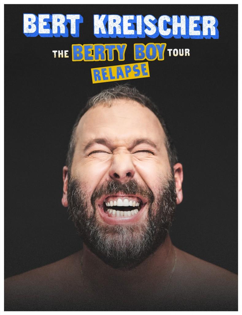 Bertyboyrelapsetour Artwork