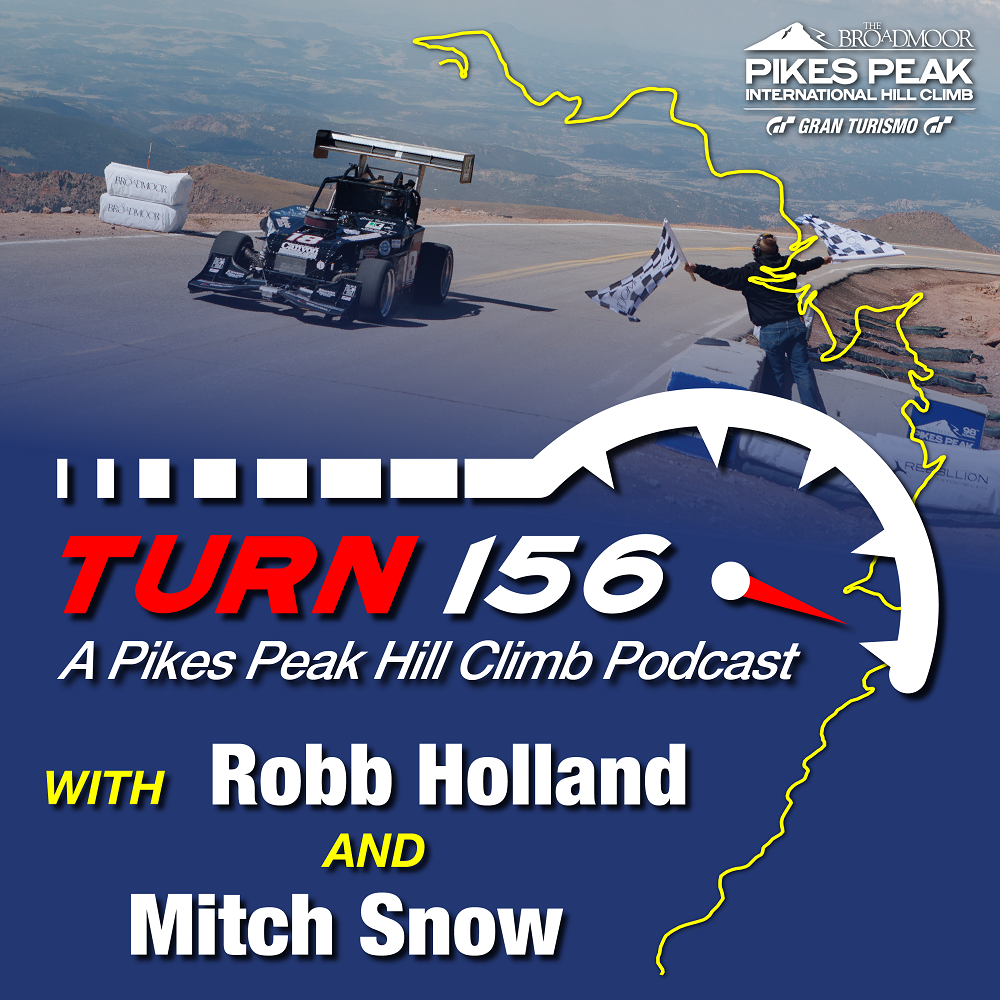 Pikes Peak International Hill Climb Launches Podcast