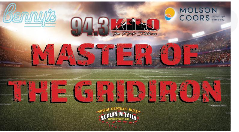 Masters Of The Gridiron Kilo