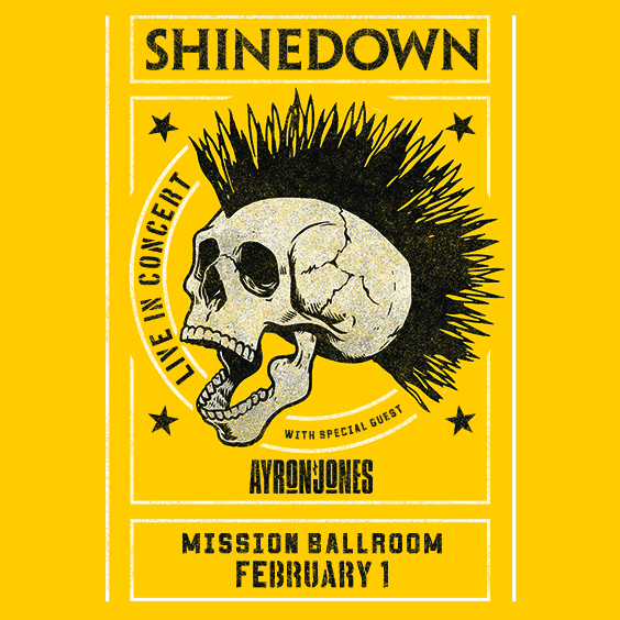 Shinedown 564x564