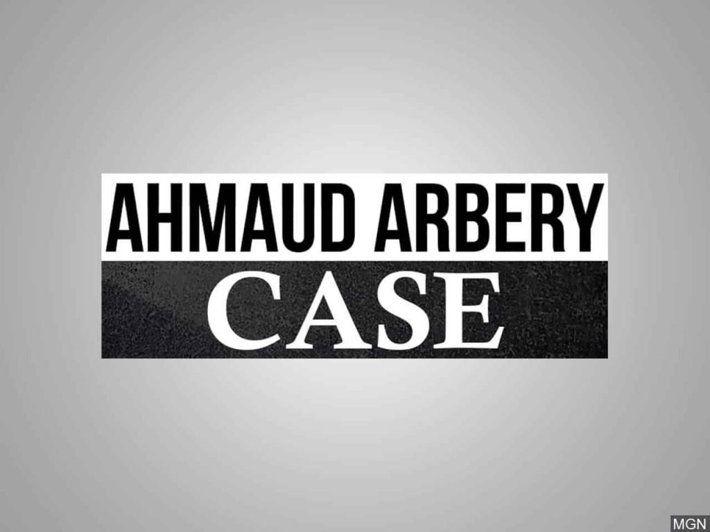 Ahmaud Arbery case