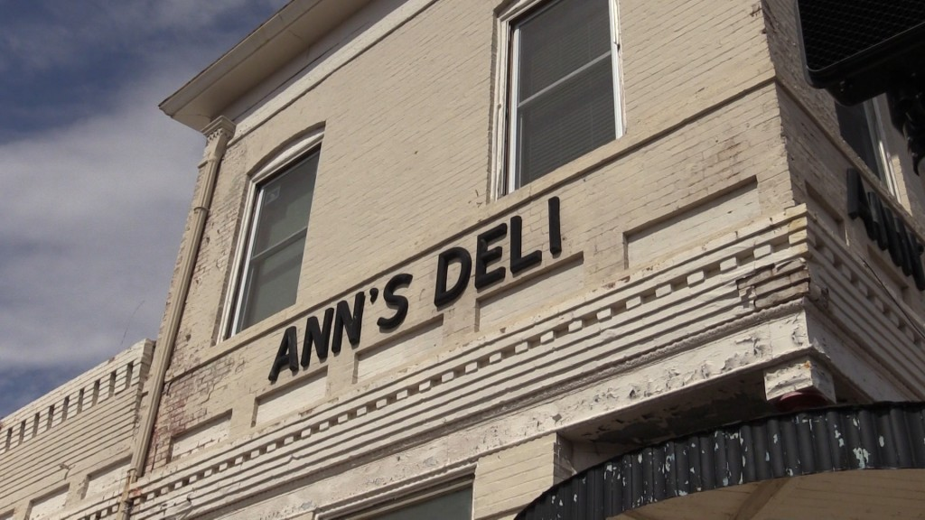 Ann's Deli in downtown Forsyth is getting a new look and a new name.