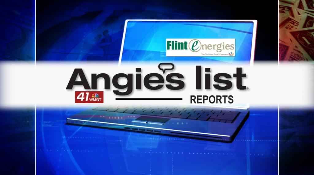 Angies List Flint Energies