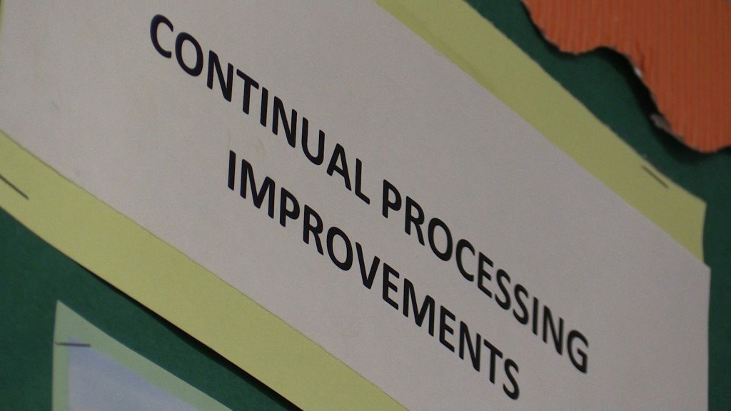County Manager Fabian Hollis uses his Continual Processing Improvements mindset to support the county's economy.