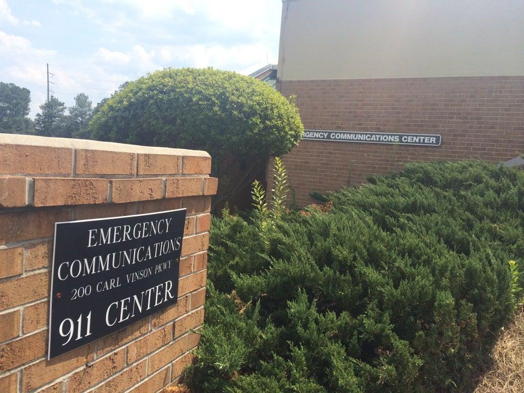 Houston County 911 center
