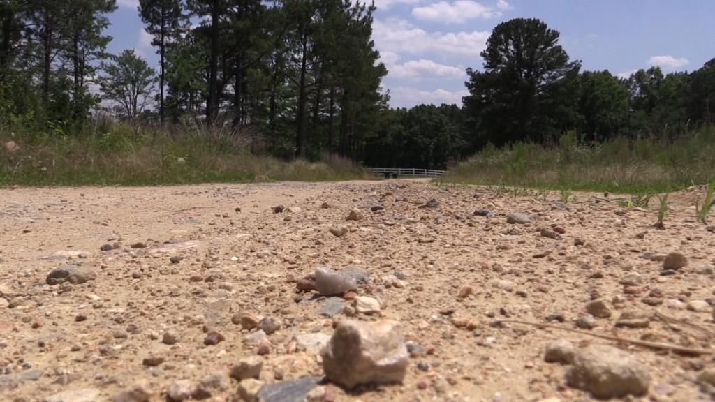 Crawford Dirt Road