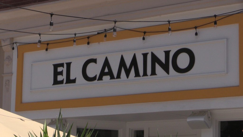 Downtown Macon restaurant El Camino received an award for preserving history in its building.