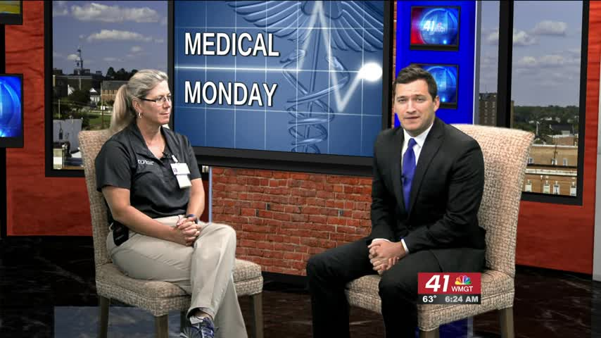 Physical Therapist Kathleen McKinney joins 41NBC to talk about preventing falls.