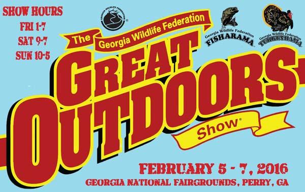 The Georgia Wildlife Great Outdoors Show
