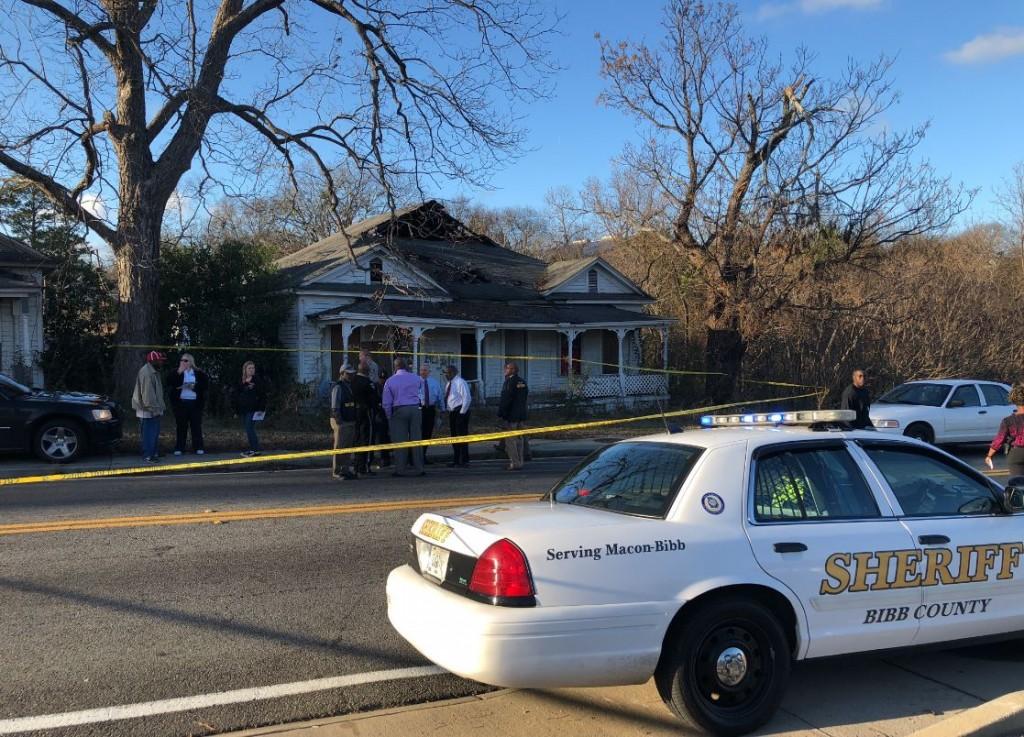Houston Avenue Body Found