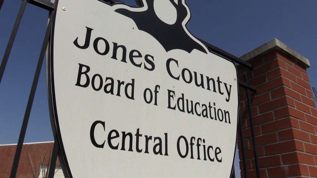 The Jones County Schools Superintendent says the ESPLOST would do a lot for the district.