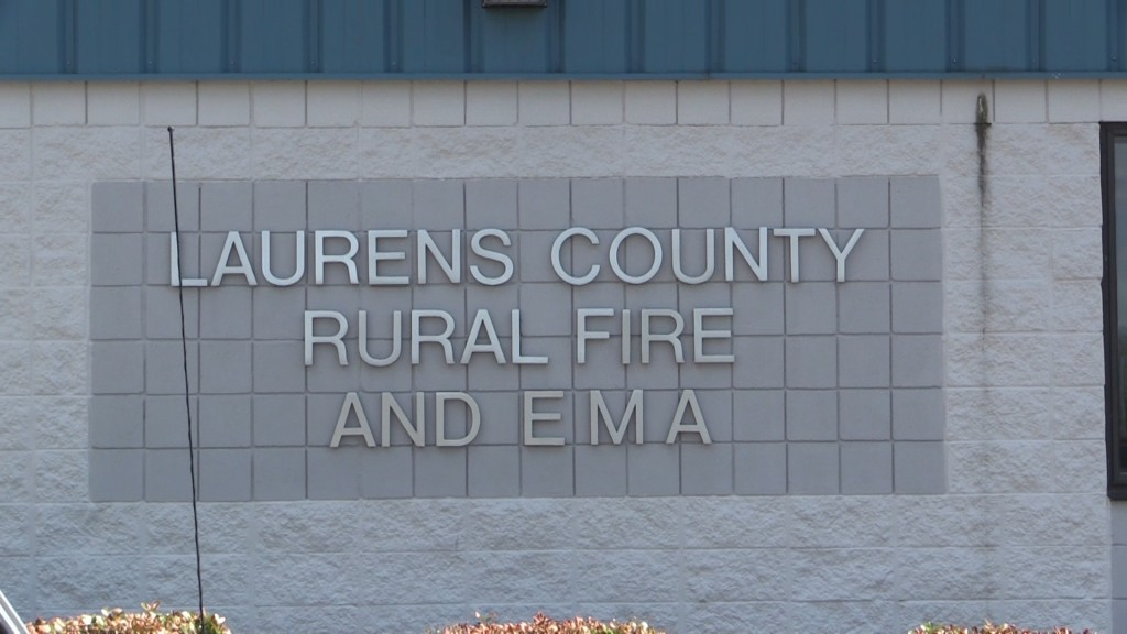 Laurens Co. EMA Director Don Bryant says there were 16 residents affected by the storm Wednesday in the county.