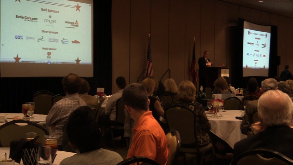Macon-Bibb State of the Community Luncheon