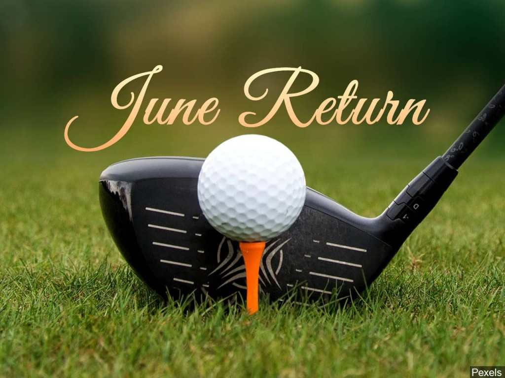 Golf June Return