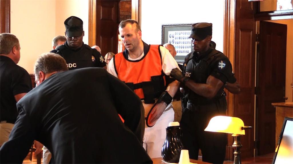 Man accused of killing Monroe sheriff deputy indicted