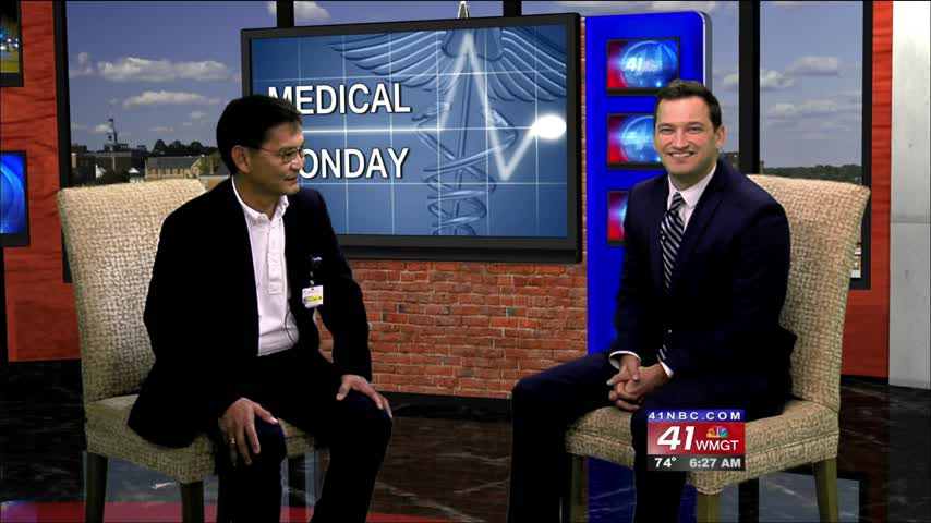Dr. Rogelio De La Cruz from Navicent Health joins 41NBC to talk more about children's illnesses and treating them at home.