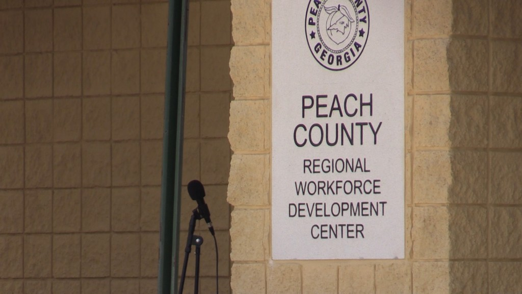The Peach County Regional Workforce Development Center will be named after Dr. William Moorehead after a ceremony Thursday.