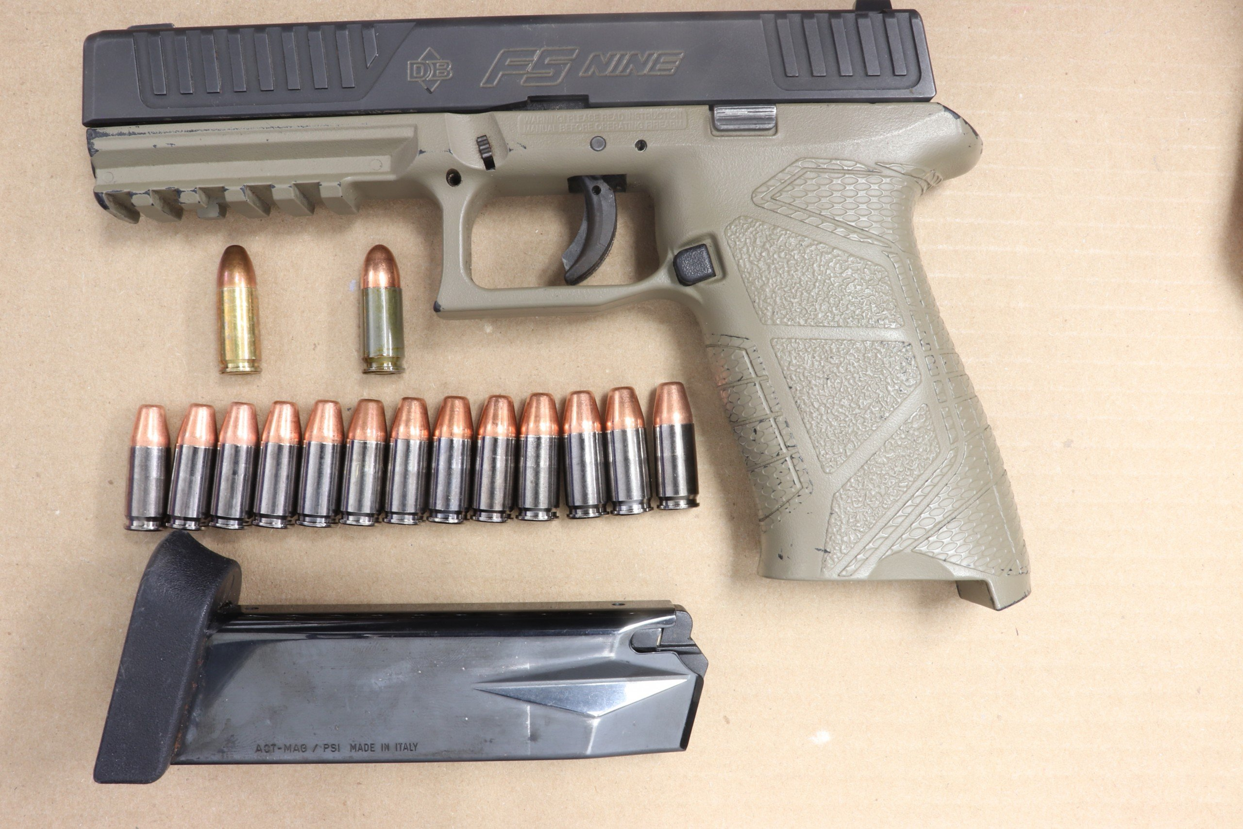 Robinson Gun