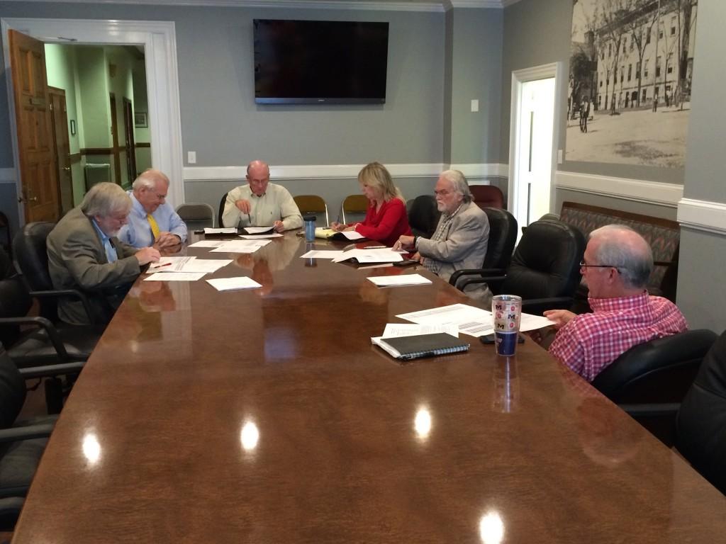 SPLOST Advisory Committee