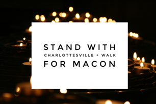 STAND WITH CHARLOTTESVILLE
