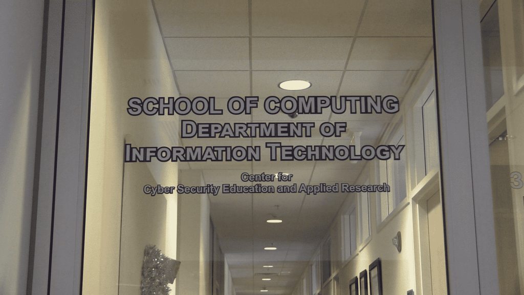 The School of Computing Department of Information Technology will be housing the Doctoral Degree.