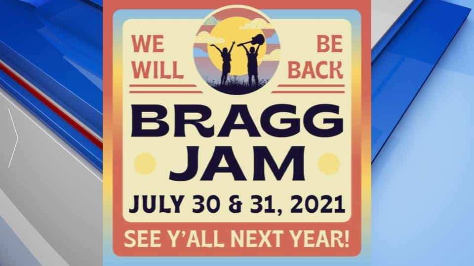 Bragg Jam 2021