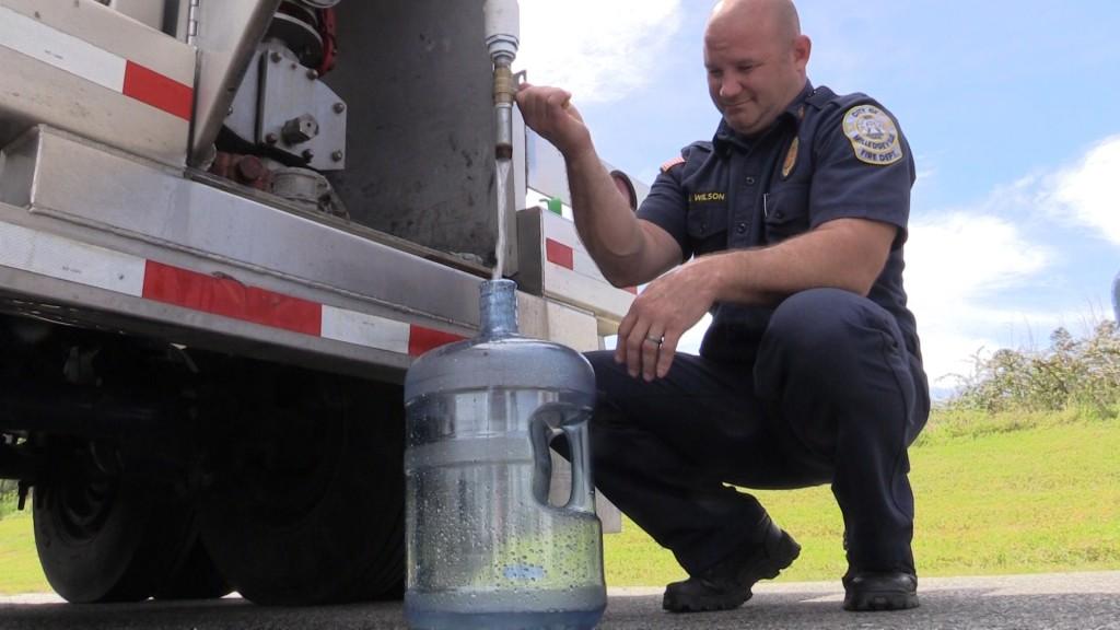 Boil water advisory in Milledgeville