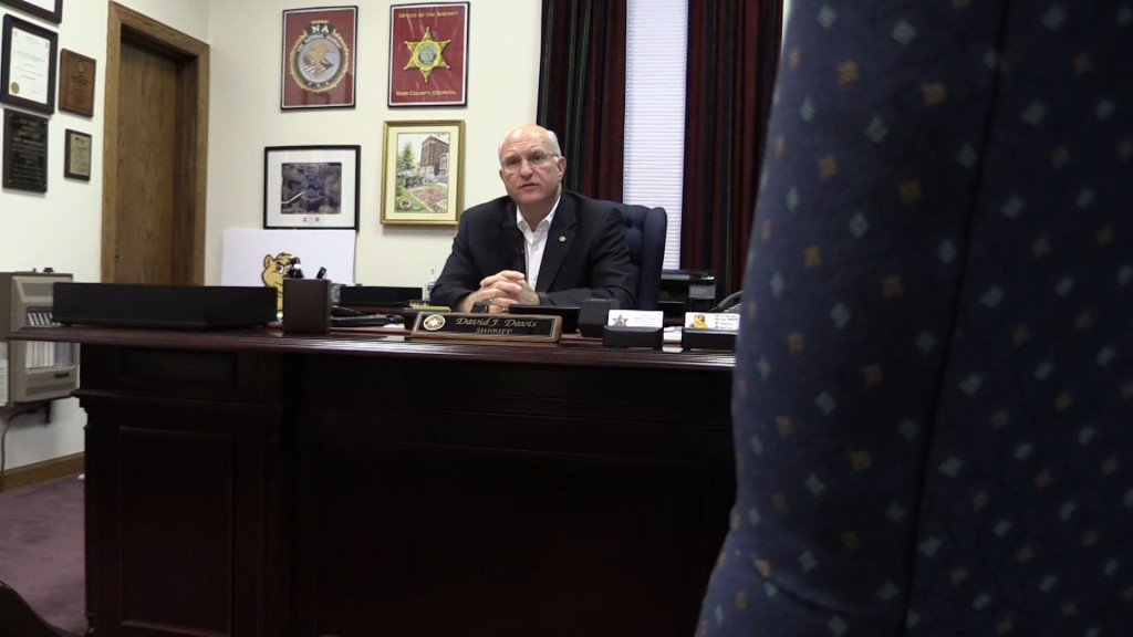 Bibb County Sheriff David Davis on community relations.